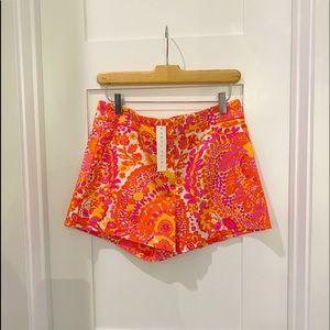 NWT Trina Turk Corbin shorts